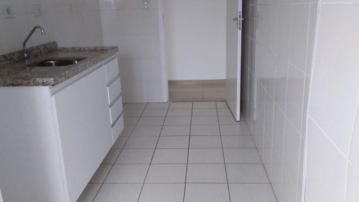 Apartamento a Venda no bairro Vila Mathias em Santos – SP. 1 banheiro com lazer - foto 1