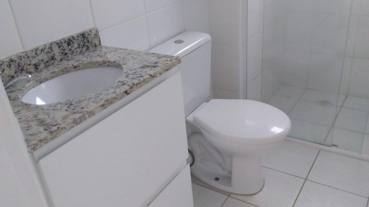 Apartamento a Venda no bairro Vila Mathias em Santos – SP. 1 banheiro com lazer - foto 7