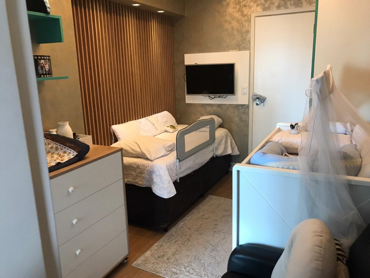 Apartamento a Venda no bairro Aparecida em Santos – SP. 3 banheiros - foto 5