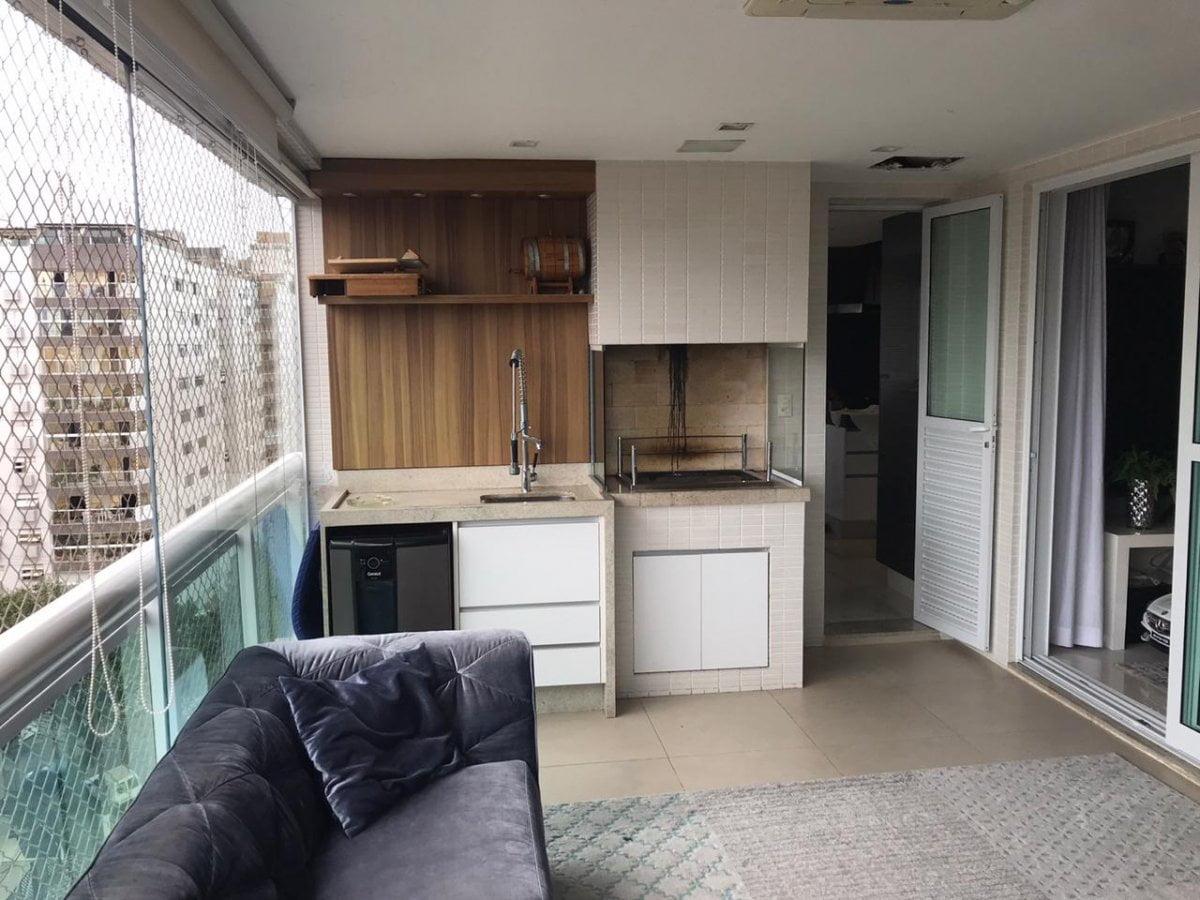 Apartamento a Venda no bairro Aparecida em Santos – SP. 3 banheiros - foto 7