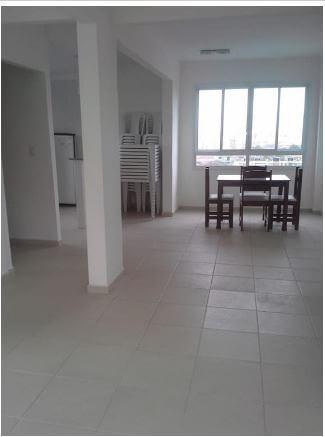 Apartamento com 2 dormitórios com 1 suíte  novo em  São Vicente ,elevador, garagem, lazer fica próximo Carre four e praia - foto 3
